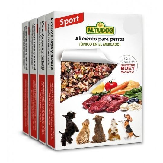 alimento per Cani Adulti Sport