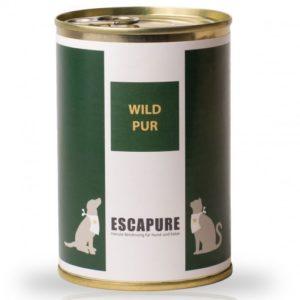 Carne di cervo in scatola per cani e gatti senza cereali
