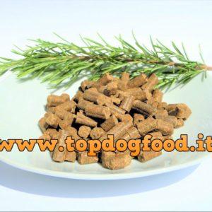 Top Dog pressato a freddo Salmone e Riso